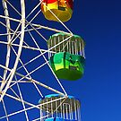 The Ferris Wheel by David Smith