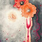 The Sorcerer&#x27;s Poppies by AngelArtiste