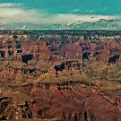 Grand Canyon by Linda Sparks