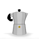 mocha coffee maker by bmg07