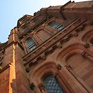Smithsonian Castle by blackMAGENTA