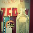 the bottle by Larry  Stewart