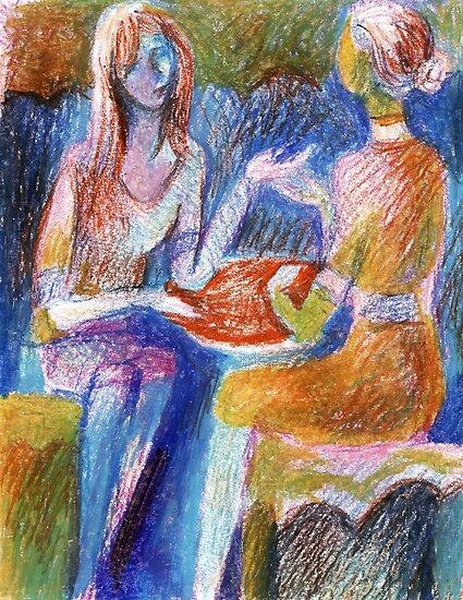 Girls chat by IvonaTorovin