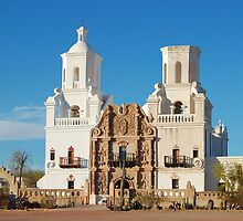 San Xavier Mission by LauraStaff