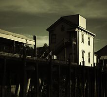 Old Sacramento, California by Christine Till  @    CT-Graphics