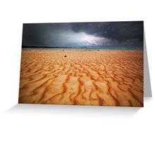 Sand & Sky Greeting Card