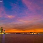 Hong Kong Island vs Kowloon by HKart