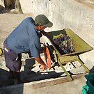 Malta Farm Collection: The Grape Harvest: No. 3 Preparation! by DeborahDinah