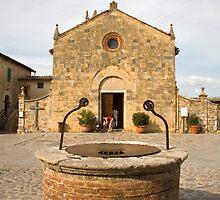 monteriggioni, Tuscany, Italy by Ian Middleton