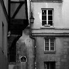 Rue des Barres by Anne Staub