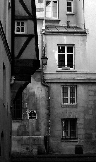 Rue des Barres by Anne Staub