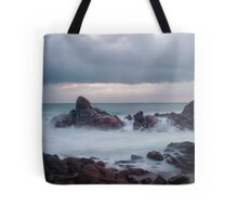 Angry Seas III Tote Bag