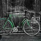 Bicycle by Catherine Hamilton-Veal  ©
