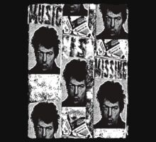Music is Missing: Sid Vicious by WhooLawd