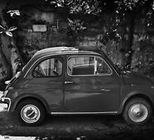 Fiat 500 by Craig Fleming