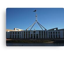 Parliament House  Canvas Print