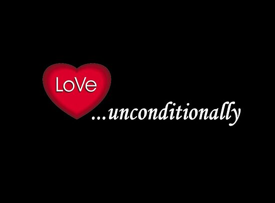 Love Unconditionally by Marie Sharp