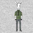Indie Rock Kid by LadyLo