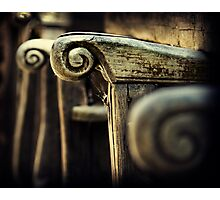 Faithfully Weathered #0101 Photographic Print