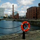 Liverpool Docks by newbeltane
