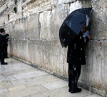 Western Wall Jerusalem 02 by Jason Moore