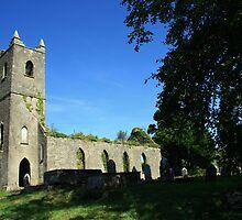 Killowen Church by John Quinn