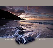 Dawn quartz drift by Ken Wright