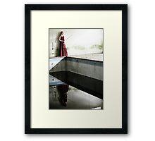 Nature Violin 01 Framed Print