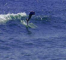 Blue Twist by kimbarose