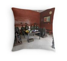 thai guns Throw Pillow