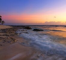 Tide & Motion - Cocos (Keeling) Islands by Karen Willshaw