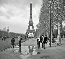 Sunday in Paris by annadavies