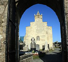 Kilfenora Cathedral by John Quinn