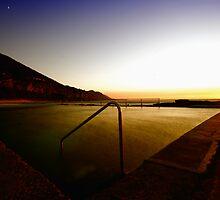 Coalcliff Pool sunrise by Martin Healey