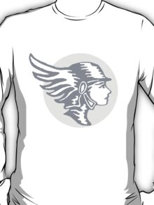 Winged Athena T-Shirt