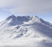 Mt St Helens by Beatminister