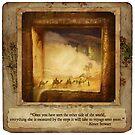 2010 Foxfires Calendar - November by Aimee Stewart