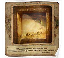 2010 Foxfires Calendar - November Poster