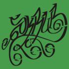 willy wonka skrub logo - point five by krazee2dope