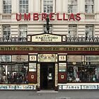 Smiths & Sons - Umbrellas by George Parapadakis (monocotylidono)
