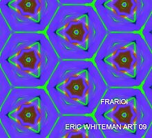 ( FRARIOI ) ERIC WHITEMAN  ART  by eric  whiteman