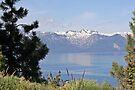 """""""Beautiful Lake Tahoe"""" by Lynn Bawden"""