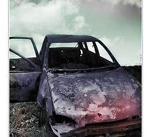 metalic death by DARREL NEAVES