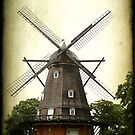 Dutch Windmill - Kastellet, Copenhagen by Jonicool
