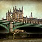 Westminster Bridge & Palace   by Jonicool