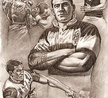 Sonny Bill Williams by Alleycatsgarden