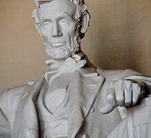 Lincoln Memorial by Jeffrey  Sinnock