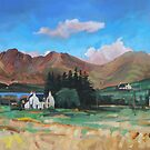 Blaven From Torrin by scottnaismith