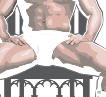 Shamus Sticker