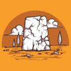 Monolith by Vaggelis Ntousakis